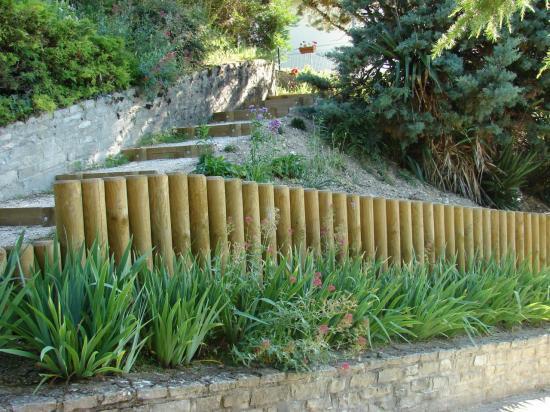 Bois de jardin for Entretien jardin auxerre